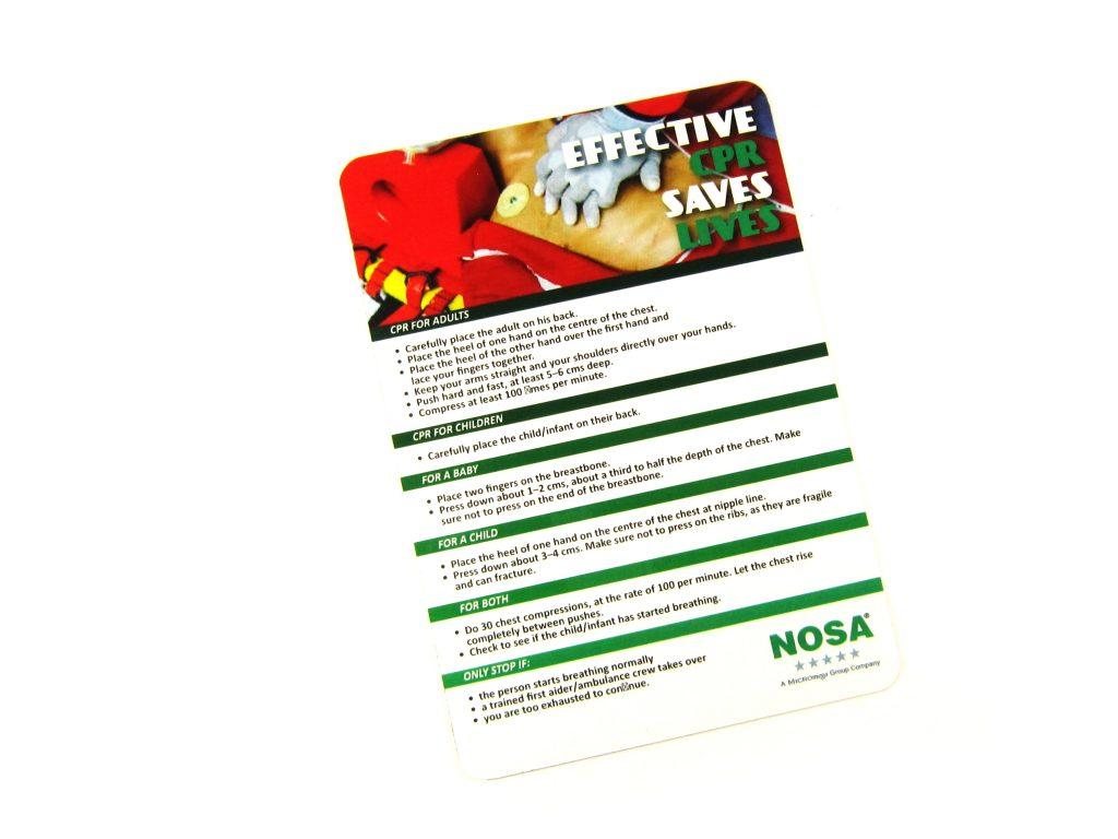 Flexible Fridge Magnet - NOSA